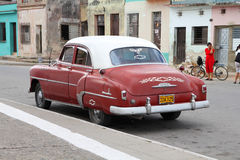 Old Chevrolet stock photos