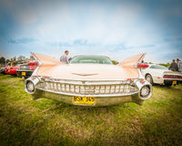 Old chevrolet Royalty Free Stock Images