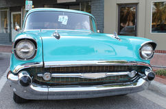 Old Chevrolet Car Royalty Free Stock Photos