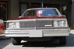 Old Chevrolet ElCamino Car. The old Chevrolet El Camino car at the show Stock Image