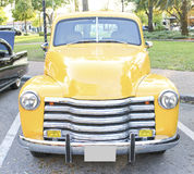 Old Chevrolet Truck. The old Chevrolet Truck 3100 at the show Stock Photos