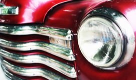 Old chevy Royalty Free Stock Photos