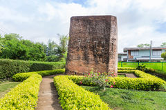 Old chicken dung jail historical in  Thailand. Royalty Free Stock Photos