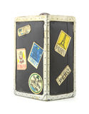 Old travel trunk toy bank Royalty Free Stock Photo