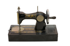 Old children sewing machine Royalty Free Stock Photo
