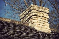 Old Chimney Stock Image