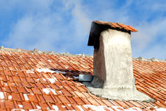 Old chimney Royalty Free Stock Photos