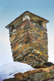 Old chimney in Norway Stock Photos