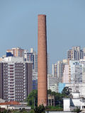 Old chimney Royalty Free Stock Images