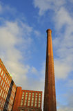 Old chimney stack Royalty Free Stock Image