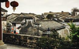 Old chinese city dapeng Stock Photo