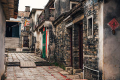 Old chinese city dapeng Royalty Free Stock Photo