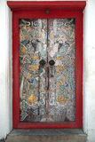 Old chinese doors Stock Photos