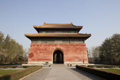 Free Old Chinese Fortress Royalty Free Stock Photo - 22500825