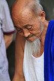 Old Chinese Man Stock Photos