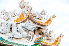 Old Chinese religion. Stock Photo