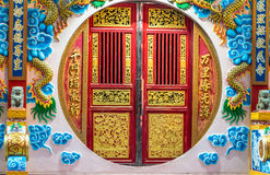 Old Chinese religion. Royalty Free Stock Photos