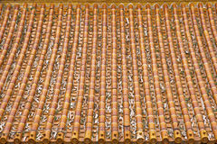 Free Old Chinese Roof Stock Photo - 28459760