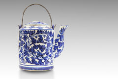 Old chinese teapot Royalty Free Stock Photography