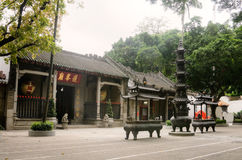 Old Chinese temple Stock Photography