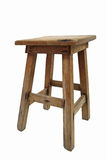 Old Chinese wooden chair Royalty Free Stock Photos