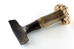 Old chisel Stock Photography