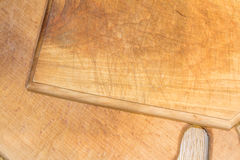 Old chopping board Royalty Free Stock Photography