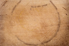 Old chopping board wooden background Stock Photos