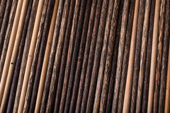 Old Chopsticks Background Royalty Free Stock Photos