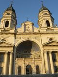 Old christian cathedral Stock Photo