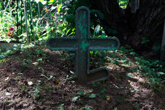 Old Christian Cross Stock Images