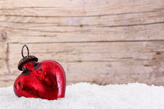 Old Christmas tree decoration Stock Photography