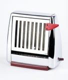 Old Chrome Toaster Stock Photos