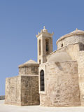 Old church. The old church in Cyprus Royalty Free Stock Photo