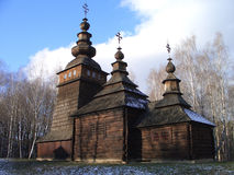 Old church. Ukraine Stock Image