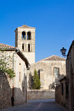 Old church. The old church of Pedraza, Segovia (Spain Stock Photo