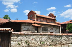 Old church. On Nessebar - Bulgaria Royalty Free Stock Photos