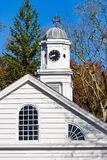 Old Church. An old, restored church in Allaire Village, New Jersey. Allaire village was a bog iron industry town in New Jersey during the early 19th century Royalty Free Stock Photos