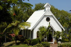 Old Church. Church on hamilton island australia Royalty Free Stock Photo