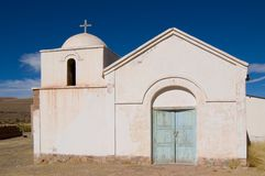 Old Church. In Noth West Argentina stock images