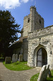 Old church. In kent uk Stock Image