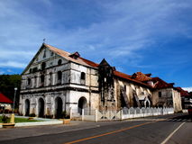 Old church. In Bohol island, philippine Stock Image