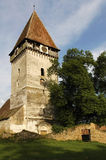 Old church. Old abandoned church in transylvania stock images