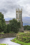 Old church in the Aghadoe area Stock Images