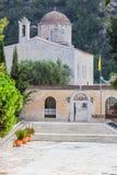 Old church Agios Neophytos Monastery Cyprus Royalty Free Stock Photography