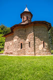 Old church. Amazing old church,Prislop ,Romania Royalty Free Stock Image
