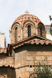 Old church in Athens, Greece Royalty Free Stock Images
