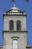 Old church in Baroque style Royalty Free Stock Photo
