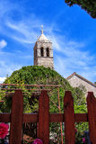 Old Church. Old beautiful Church in Montenegro Royalty Free Stock Images
