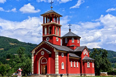 Old Church. Old beautiful Church in Montenegro Stock Images